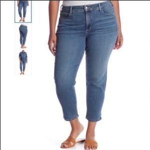 NYDJ Alina Convertible Skinny Jean 18W NWT